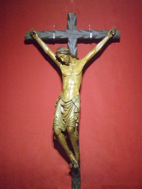 santisimo cristo del cementerio Gibraleón