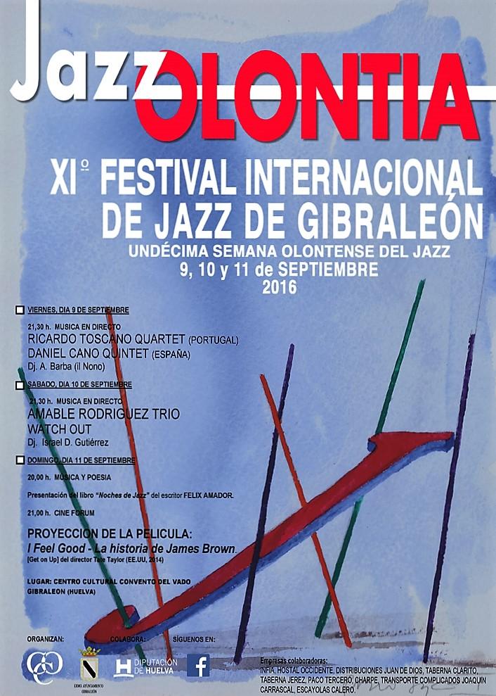 Cartel JazzOlontia