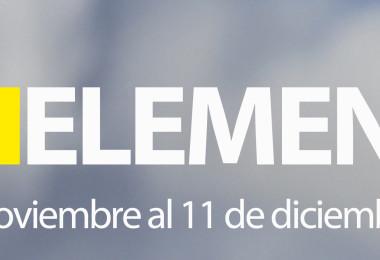 ELEMENTAL – Exposición colectiva
