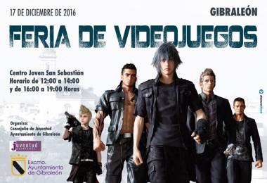 Feria de Video-juegos en el Centro Joven