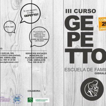 Escuela de familias Gepetto