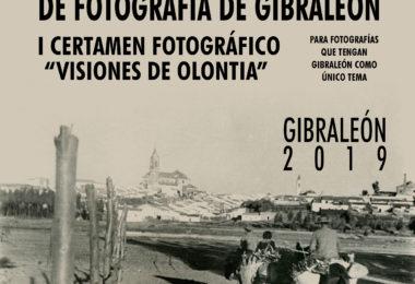 """XXXI CERTAMEN NACIONAL DE FOTOGRAFÍA Y I CERTAMEN FOTOGRÁFICO """"VISIONES DE OLONTÍA"""""""