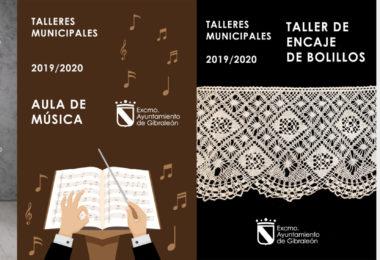 TALLERES MUNICIPALES 2019/2020