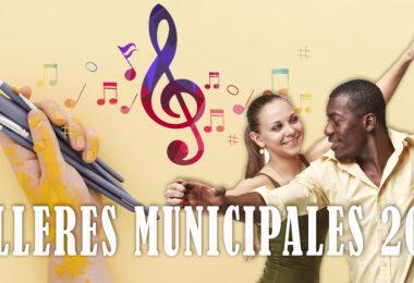 TALLERES MUNICIPALES 2020