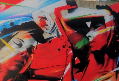 Manomatic en el Centro Olontense de Arte Contemporáneo (CODAC)